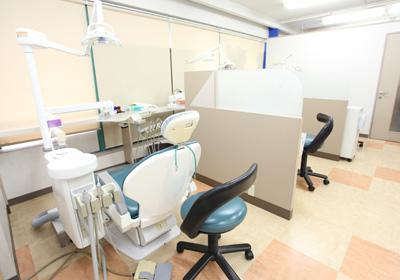 診療ユニット5台